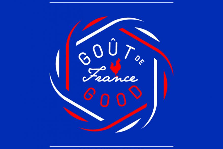 To Grand Hotel Palace συμμετέχει στο Goût de / Good France.