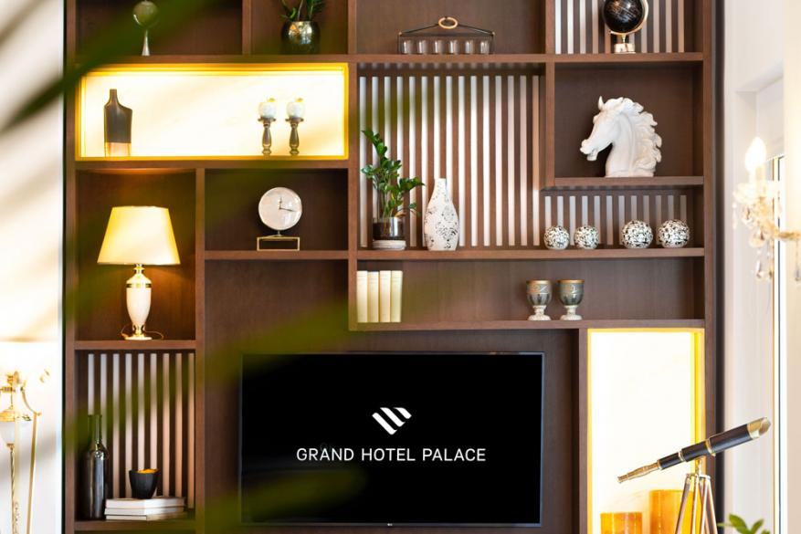 Grand Hotel Palace | Photo Gallery
