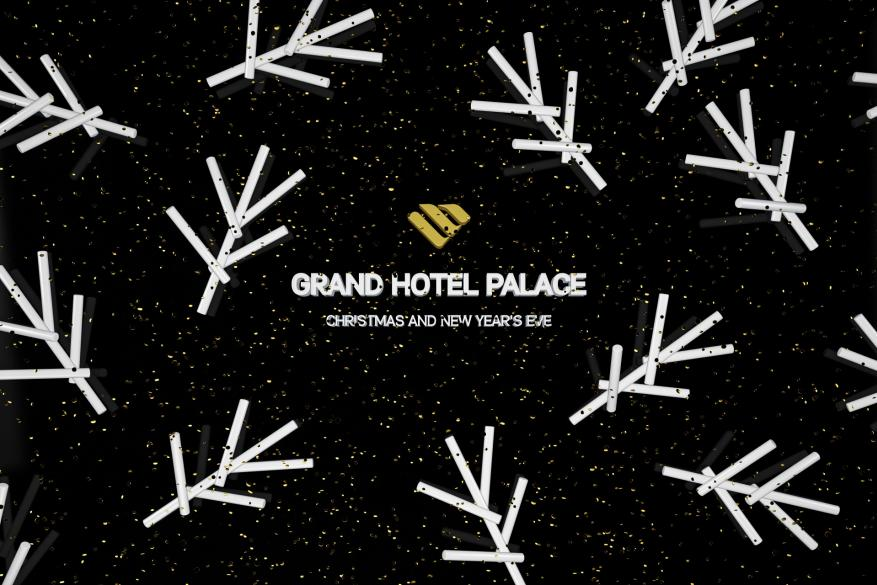 Christmas and new year's eve at Grand Hotel Palace