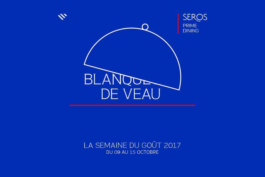 Το Seros Prime Dining συμμετέχει στην La Semaine du Goût 2017